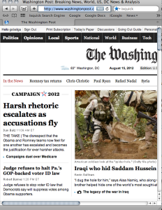 Washington Post - Without RWD, Content Cuts Off