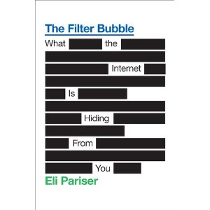 Eli Pariser's Filter Bubble